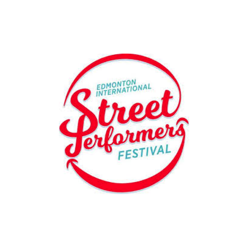 Edmonton International Street Festival Logo