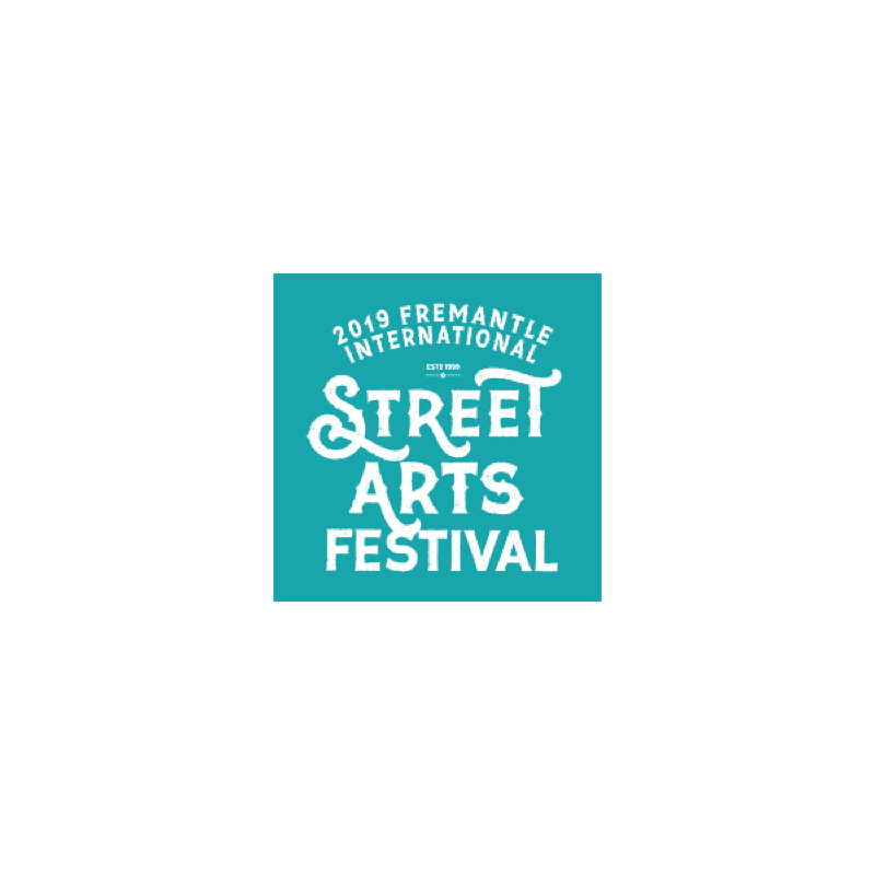 Fremantle International Street Arts Festival Logo